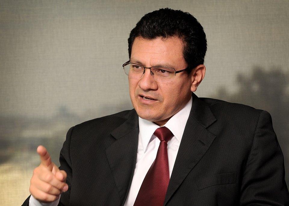 Carlos Montenegro, Director Ejecutivo de la CICR