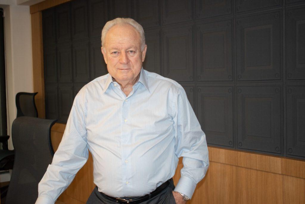 Enrique Egloff, Presidente de la CICR